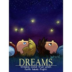 Dreams Print