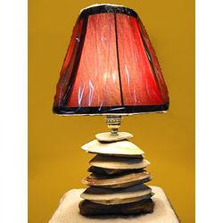 Quahog Shell Lamp