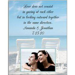 Ocean Romance Photo Panel