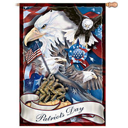 Patriot's Day Flag
