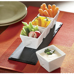 Mini Takeout Boxes Serving Ware