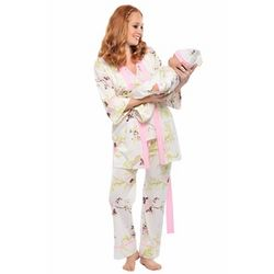 5 Piece Mom and Baby Pajama Set
