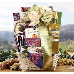 Portobello Pinot Grigio Gift Basket