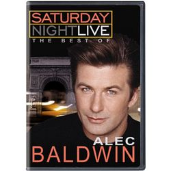 Saturday Night Live The Best of Alec Baldwin DVD