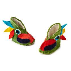 Handcrafted Parrot Booties