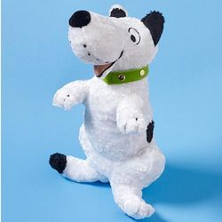 Harry the Dog Plush Toy