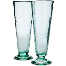 Recycled Conical Glasses