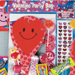 Valentine Party Bag
