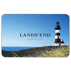 $125 Lands' End Gift Card
