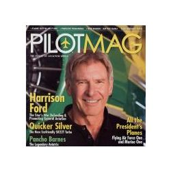 PilotMag Magazine 6 Issues Bimonthly Subscription