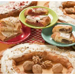 Gourmet Kringle Medley Trio