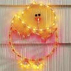 Lighted Chick Decoration