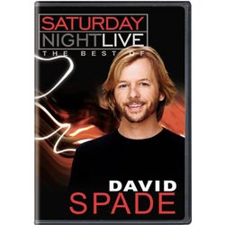 Saturday Night Live The Best of David Spade DVD