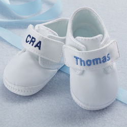 Baby Boy's Personalized Oxford Shoes