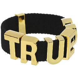 Affirmation Stretch Bracelet