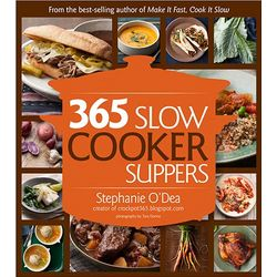 365 Slow Cooker Suppers Cookbook