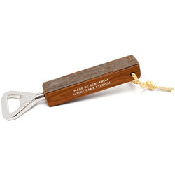 Football Collegiate Bottle Opener