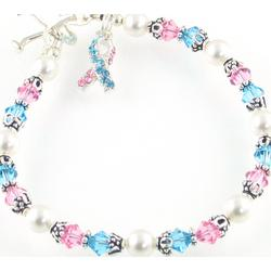 Infant Loss Miscarriage Awareness Bracelet