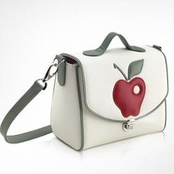 Pineider Red Apple Snack Bag