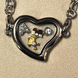 Loss of Son Heart Locket & Charms