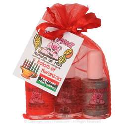 Kolors of Kwanzaa Nail Polish Gift Set