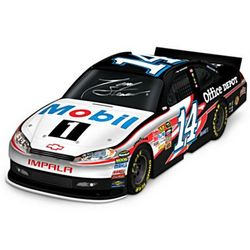 NASCAR Tony Stewart Replica Car Sculpture