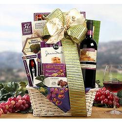 Portobello Montepulciano Italian Collection Gift Basket