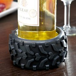 Big Wheel Wine Bottle Holder