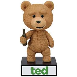 Talking Ted Wacky Wobbler Bobblehead