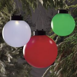 Solar Oversized Hanging Ornaments
