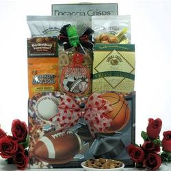 Wanna Play? Valentine's Day Sports Gift Basket
