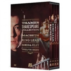 The Thames - Shakespeare DVD Collection