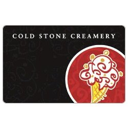 $25 ColdStone Gift Card