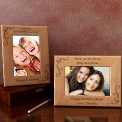 Personalized Make Your Own Wooden Picture Frame