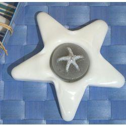 Ceramic Starfish Candle Holder