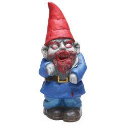 Zombie Gnome Statue