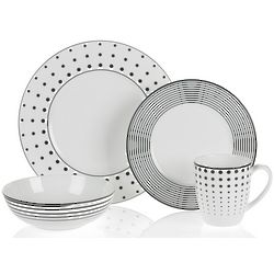 Cheers Collection 4 Piece Place Setting