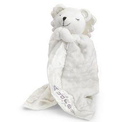 Praying Bear Snuggler Blanket