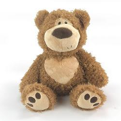 Ramon Tan Teddy Bear Stuffed Animal