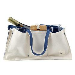 Sustainable Wine Bag Picnic Set