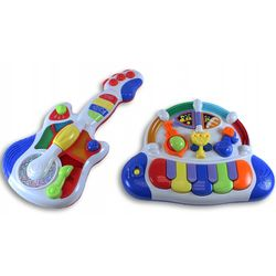 My Music Station Two Piece Toy Set