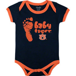 Auburn Tigers Infant Navy Game On Creeper