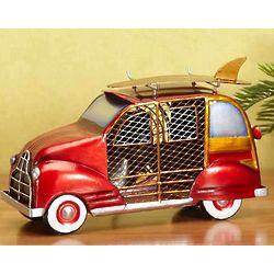 Woody Car Figurine Fan