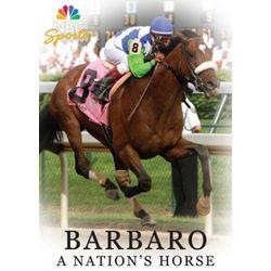 Barbaro: A Nation's Horse DVD