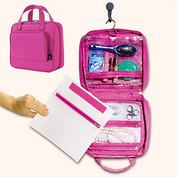 All In One Pink Travel Bag