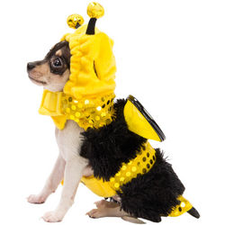 Halloween Bee Pet Costume