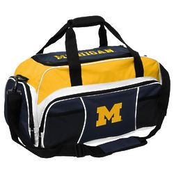 Michigan Wolverines Tuck Duffel Bag