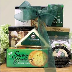 Cheese Board Treats Gourmet Cheese Gift