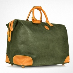 Life Micro-Suede Holdall Travel Bag