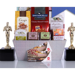 Movie Pass Blockbuster Gift Basket